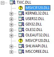 In v25 Help File, add mention of Visual C++ Redistributable Packages